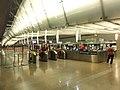Changi Airport MRT Station-wicket-20121111.jpg