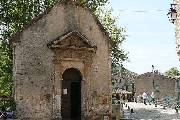 Monument historique à Mollans-sur-Ouvèze
