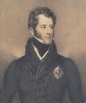 Charles Bagot - Sir Charles Bagot (Francis William Wilkin, 1825)