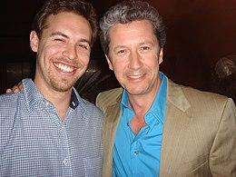 Charles Shaughnessy with Kevin Tostado.jpg