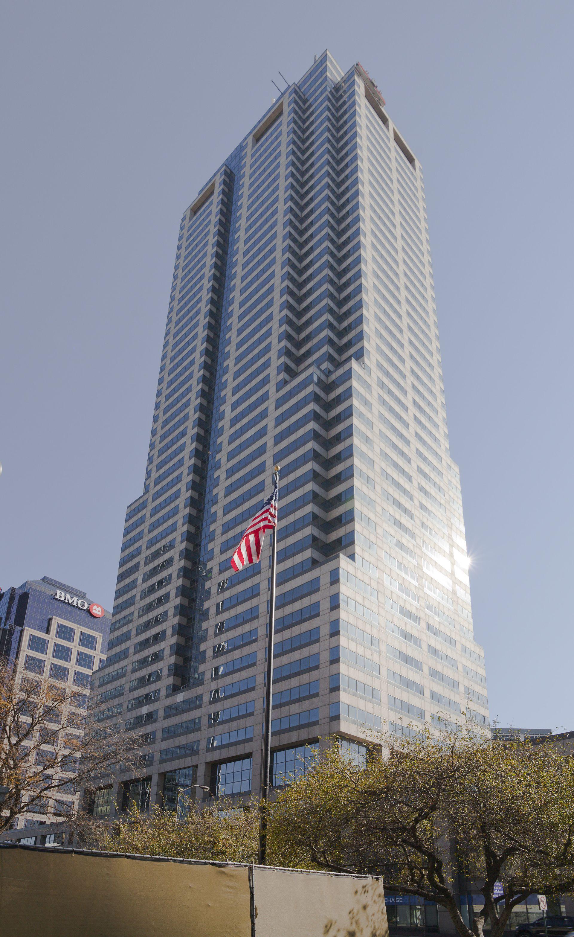 Salesforce Tower Indianapolis Wikipedia