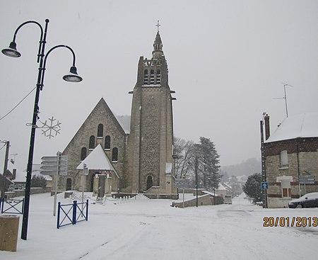 Église Saint-Remi de Chavignon
