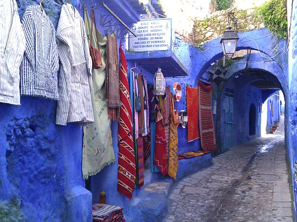 Chefchaouen, Morocco (5409520277) (4)