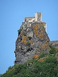 Cheminée basaltique, Ardèche, France.jpg