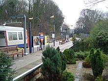 Chesham Tube Station Wikipedia