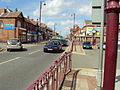 Chester Road West - Shotton High Street.JPG
