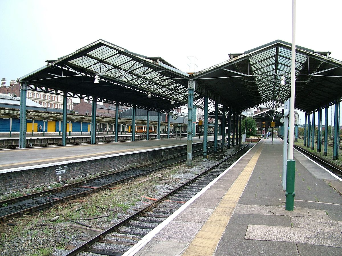 Chester Station West Car Park