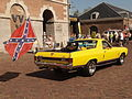 Chevrolet El Camino (1970), Dutch licence registration be-03-67 pic1.JPG