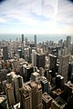 "Chicago (ILL) Willis Tower ( Ex. SEARS Tower ) 1974, N-E side "" the loop "" (4800946000).jpg"