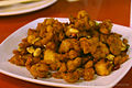 Chicken fried with chilli and peanuts in Singapore - 20140214.jpg