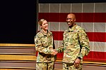 Chief Master Sgt. of the Air Force visit USASMA DSC 0189 (23682395708).jpg