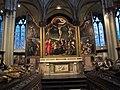 Chiesa di nostra signora, bruges, int., altare di bernard van orley 01.JPG