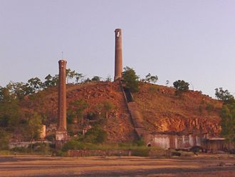 Chillagoe smelters - Chillagoe Smelters, 2009