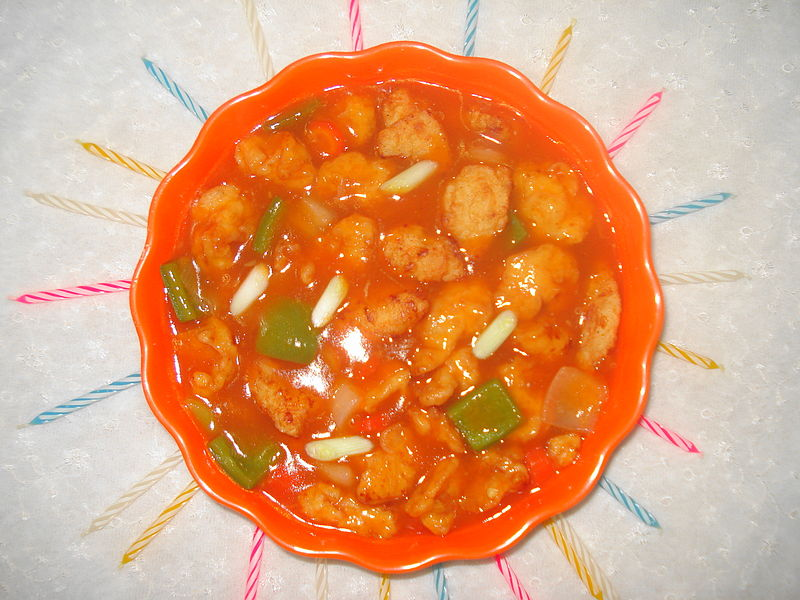 File:Chinese Sweet and Sour Sauce.JPG