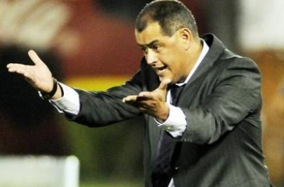 Francisco Arce was in charge of the Albirroja in 2011, following the departure of Gerardo Martino. Chiqui Arce.jpg