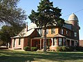 Chisholm Trail Museum - Governor Seay Mansion - 1892 Queen Anne Victorian Home, Kingfisher, OK USA - panoramio (22).jpg