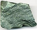 Chlorite schist (Michigamme Mine, Upper Peninsula of Michigan, USA).jpg