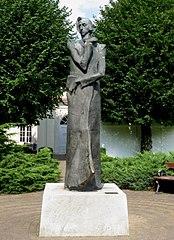 Pomnik Fryderyka Chopina w Dusznikach-Zdroju