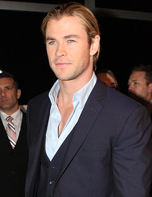 Snow White and the Huntsman - Hemsworth at the Snow White and the Huntsman movie premiere, Sydney in June 2012.