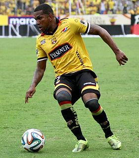Christian Suárez Ecuadorian footballer