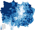 Christianity Coventry 2011 census.png