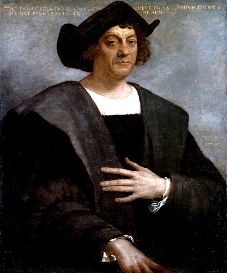 Christopher Columbus - Seefahrer