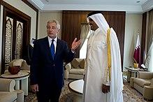 Katar 4. Emiri Tamim bin Hamad Al Thani: biyografi 63