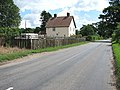 Church Road Cottage on Hargham Road - geograph.org.uk - 1398942.jpg