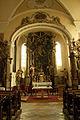 Church of St Emeric, altar, Kőszeg, 2016-03-06-2.jpg