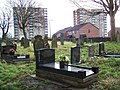 Churchyard, St Mark, Ocker Hill - geograph.org.uk - 1608582.jpg