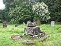 Churchyard Cross St Michaels.JPG