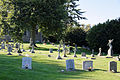 Churchyard of St Mary Virgin Little Easton Essex England.jpg