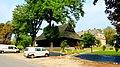 Cieszowa - zabytkowy spichlerz. - panoramio (1).jpg