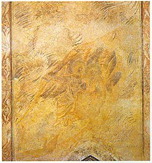 Vision of Saint John at Patmos