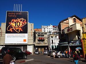 Cinemas in Antananarivo Madagascar