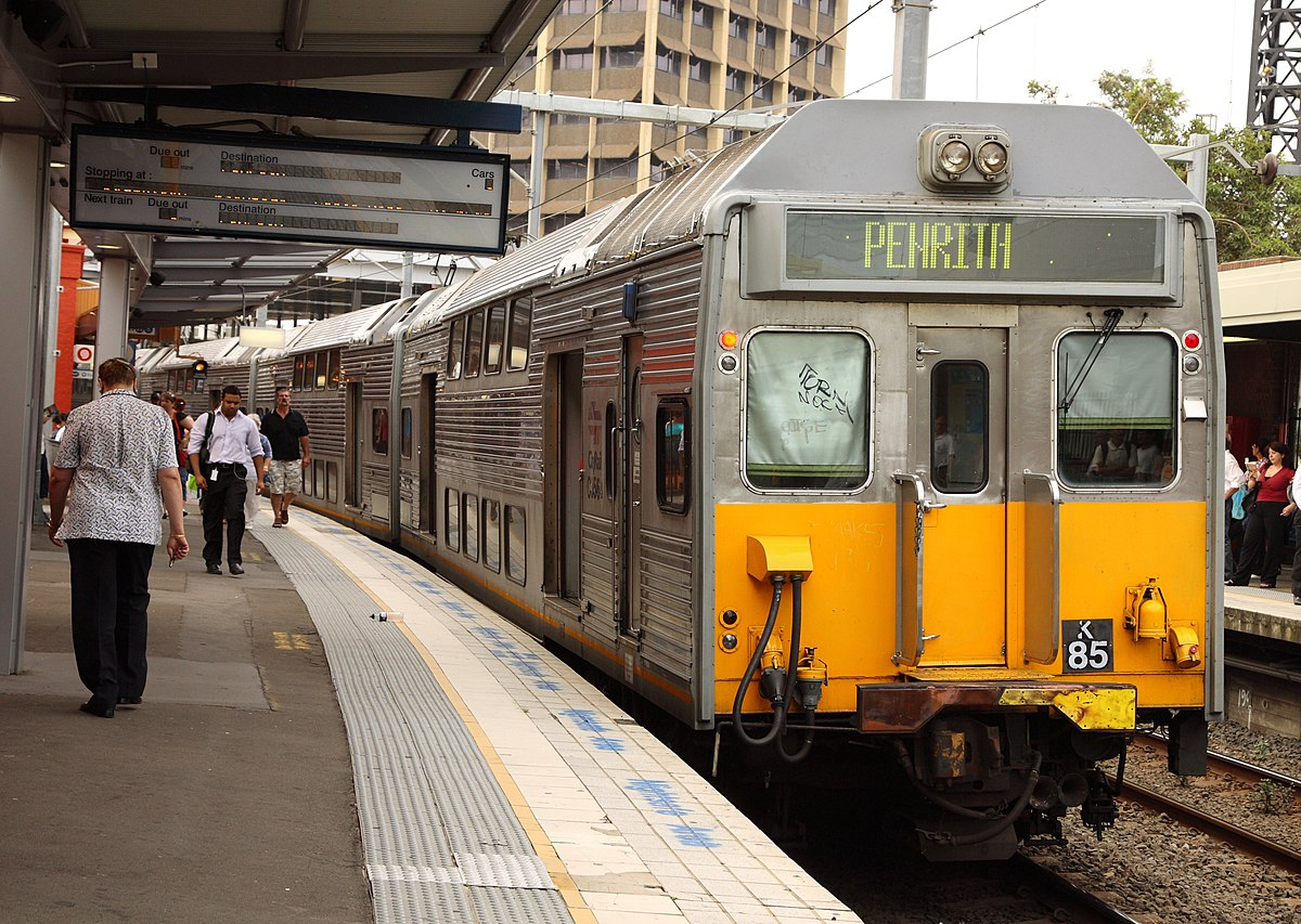 sydney trains - photo #27