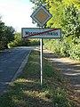City limit sign, Route 8417, 2017 Mosonszentmiklós.jpg