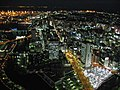 Cityscape of Yokohama, from Landmark Tower; December 2015 (02).jpg