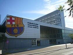 Ciutat Esportiva Joan Gamper-2.JPG