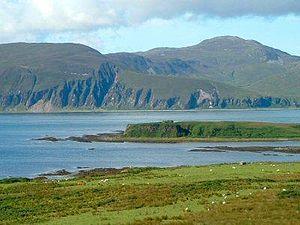 Claig Castle - Claig Castle as it appears today