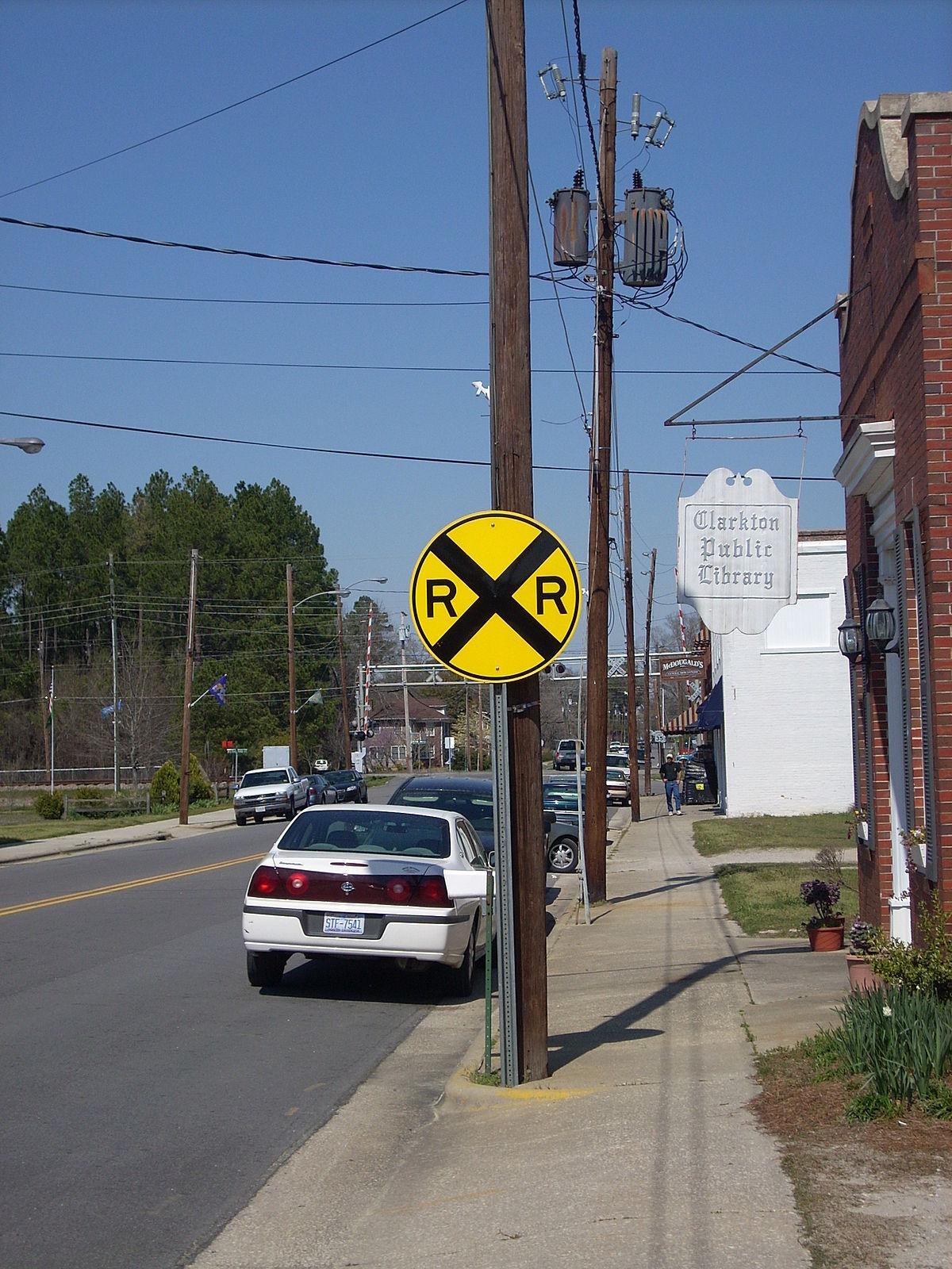 Clarkton, North Carolina - Wikipedia