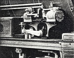 South African Class 1A 4-8-0 - Hendrie's steam reverser