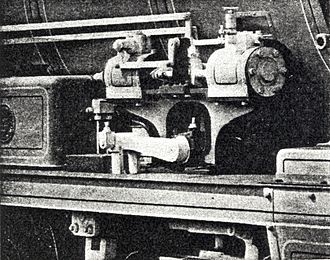South African Class 3 4-8-2 - Hendrie's steam reversing gear