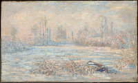 Claude Monet, Le Givre (1880, from C2RMF).jpg