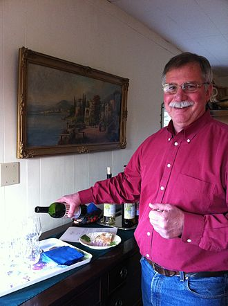 Chinook Wines - Clay Mackey, co-founder of Chinook.