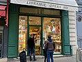 Click and collect en librairie, Librairie Opéra BD, Paris 2020.jpg