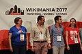Closing ceremony Wikimania 2017 IMG 5669.JPG