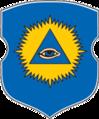 Coat of Arms of Brasłaŭ, Belarus.png