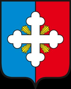 Budyonnovsk - Image: Coat of Arms of Budyonnovsk (Stavropol krai)