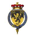 Coat of Arms of Edwin Bramall, Baron Bramall, KG, GCB, OBE, MC, JP, DL.png
